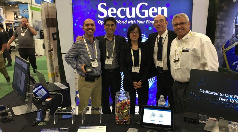 SecuGen y Jaramillo Villegas en el ISC WEST 2017